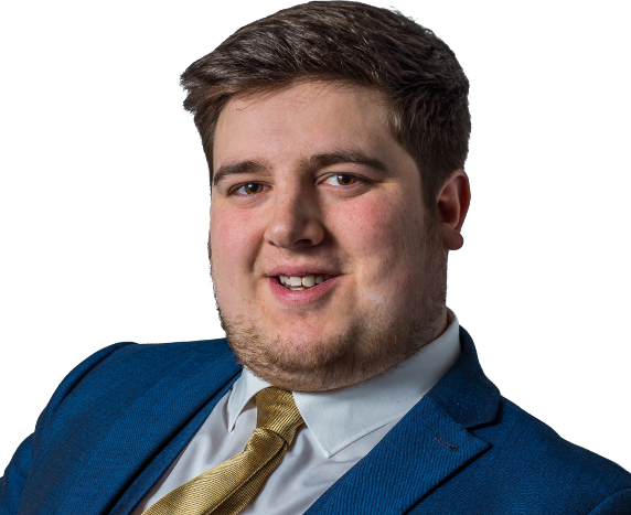 Alan Simpson Trainee Solicitor Private Client