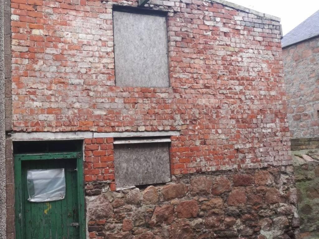 Wallace Street, Peterhead, Aberdeenshire, ,Plot,For Sale,Wallace Street,1000
