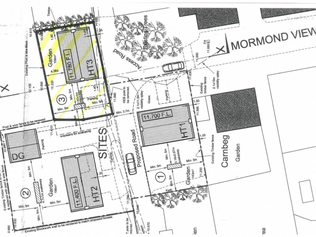 Plot 3 Mormond View, New Leeds, Aberdeenshire, AB42 4HX, ,Plot,For Sale,Mormond View,1013
